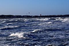 baltic sea (haesy) Tags: warnemünde winter wintertime mecklenburg rostock balticsea ostsee beach homecountry mecklenburgvorpommern
