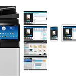 MultiXpress Copier UXの写真