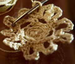 "Crocheting, an hobby for for HMM (Das Häkeln) (silvia04.r) Tags: macromondays ""hobby"" crochet uncinetto häkeln"