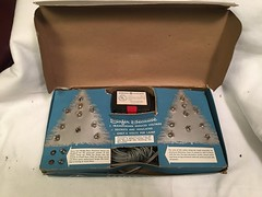 GE Aluminum Christmas Tree Light Set (JeffCarter629) Tags: generalelectricchristmas gechristmaslights gechristmas ge generalelectric generalelectricchristmaslights aluminumchristmastree vintagechristmas vintagechristmaslights