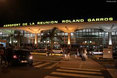 Sainte-Marie : la façade de l'aéroport Roland-Garros (philippeguillot21) Tags: saintemarie rolandgarros aéroport réunion façade france outremer indianocean océanindien afrique pixelistes canon