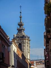 torre Iglesia de Nuestra Señora de Montserrat Madrid Exterior 01 (Rafael Gomez - http://micamara.es) Tags: iglesia de nuestra señora monserrat madrid exterior torre montserrat