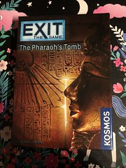 Exit the Game The Pharaoh's Tomb #cantwait #love #favorite #egypt #pharaoh #fun #exit (direngrey037) Tags: cantwait love favorite egypt pharaoh fun exit