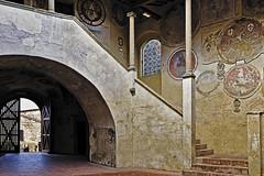 Palazzo Pretorio (Blizzard 70) Tags: 2018 ambiente architettura certaldo interno toscana