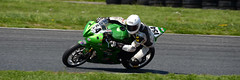 Number 154 Yamaha YZF-R6 ridden by Damian Klyza (albionphoto) Tags: kawasaki gixxer suzuki triumph ducati yamaha superbike racing motorcycle ktm motorsport sportbike millville nj usa 154