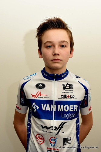 Van Moer Logistics Cycling Team (20)