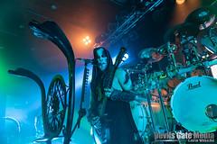Behemoth_L.Vischi-5382 (devilsgatemedia) Tags: behemoth ecclesiadiabolicaeuropa2019 tour queenmargaretunion glasgow livemusic ishootmetalcom devilsgatemedia musicians blackmetal nergal ilovedyouatyourdarkest nuclearblast