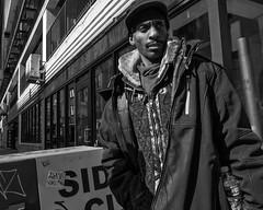 Chestnut and 15 Streets (Alan Barr) Tags: philadelphia 2018 chestnutstreet 15thstreet street sp streetphotography streetphoto blackandwhite bw blackwhite mono monochrome candid city people ricoh gr