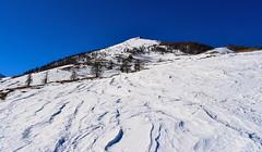 Strong winds damage (luca2142) Tags: italia italy lombardia lombardy alpi alps alpiorobie valgerola valtellina rasura cimadellarosetta skimo skimountaineering skitouring freeski outdoor wind vento sastrugi