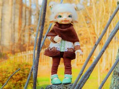 Alliance Coat of Healing/Casting (Forest_Daughter) Tags: fairyland realfee pano bjd balljointed doll final fantasy ffxiv lalafell