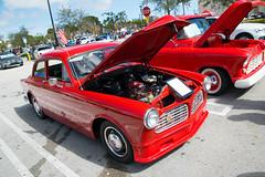 1968 Volvo 122s (@EO_76) Tags: carshow carsandcoffee palmbeach westpalmbeach nikon carspotting sunnyskies southflorida