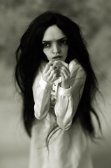 madness (dolls of milena) Tags: bjd resin doll portrait pulse pasha setrova pashapasha dark