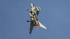 ZJ916 TYPHOON 29sqn RAF (MANX NORTON) Tags: raf coningsby egxc tornado hawk tucano qra typhoon eurofighter a400 atlas f35 lightning