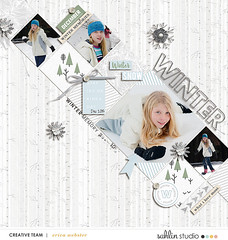 *2015 Winter Stories * (ewebster_2003) Tags: add tags scrapbooking scrapbooklayout digiscrap digitalscrapbooking memorykeeping sahlinstudio