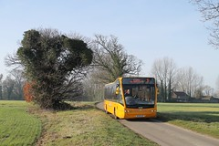 Sanders 217 0857hrs North Walsham to Cromer 220219 (return2layerroad) Tags: sanders northwalsham cromer sustead optareversa mx58kzf norfolk