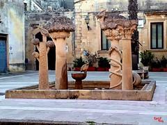 Piazzetta - Small square (rocco944) Tags: rocco944 martano lecce puglia italy salento samsungsma320fl flickrunitedaward