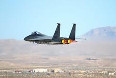 United States Air Force                                      McDonnell Douglas F15C Eagle                                                82-0022 (Flame1958) Tags: usaff15 unitedstatesairforce mcdonnelldouglasf15 f15 strkeeagle nellisafb 820022 111117 1117 2017 5674