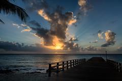 Grand Turk Sunset (Mustang Joe) Tags: public cruise d750 nikon newyears domain caribbean