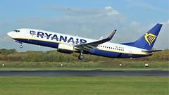 EI-FIV (AnDyMHoLdEn) Tags: ryanair 737 egcc airport manchester manchesterairport 23l