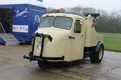 Scammell Scarab Recovery Vehicle (507 YKR) (Ray's Photo Collection) Tags: detling scammell 507ykr maidstone kent england uk heritage transport show southeast bus festival rally classic car coach scarab recovery vehicle