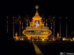 180730-42 Palais Royal (2018 Trip) (clamato39) Tags: olympus phnompenh cambodge cambodia asia asie voyage trip night nightshot nuit lumières lights city ville urban urbain
