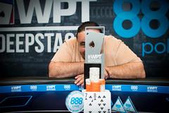 Sandro Pitzanti, 888poker WPTDS Malta Champion (World Poker Tour) Tags: 888poker wptds malta world poker tour deepstacks day 3 final table