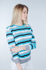 IMG_1487 (beeanddonkey) Tags: moda paski strips sweater sweter madeinpoland fashionbrand beeanddonkey bee donkey