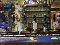 Bar Fringe Beers (deltrems) Tags: barfringe fringe pub bar inn tavern hotel hostelry house restaurant manchester handpulls handpumps pump clips beer real ale