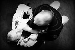 when fighting monsters (bostankorkulugu) Tags: fight floor mat gi mma fabricaistanbul kadikoy istanbul turkey turkiye sports spor davorstamenovic stamenovic bjj couple sparring jiujitsu davor