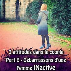 On continue la série d'articles #femmeproactive Aujourd'hui nous allons nous débarrasser de l'attitude INactive. Si la femme RÉactive est de la nature très vive et elle fait de l'homme une nouille par ses propres mains, alors la femme INactive laisse son (irynkasolovyova) Tags: ifttt instagram