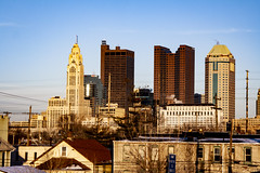 (jfre81) Tags: columbus ohio downtown skyline german village south southeast cityscape landscape buildings architecture leveque tower huntington fifth third city urban buckeyes bucks oh
