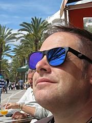 Shades Of Blue! ('cosmicgirl1960' NEW CANON CAMERA) Tags: marbella spain espana andalusia costadelsol travel holidays yabbadabbadoo