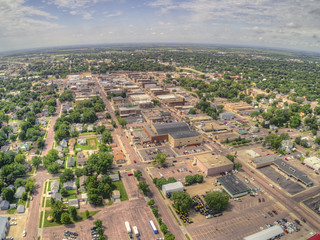 Mitchell South Dakota is a small Town in the Midwest