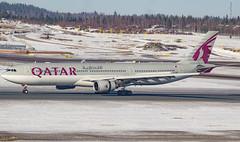 A7-AEG Qatar Airways A330-303 (Oscar AN-124) Tags: a330303