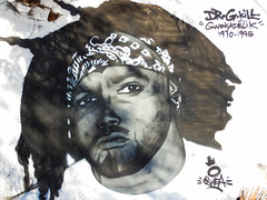 DR-G-Kill (Ulysse2001) Tags: martinique murale ansedarlet arlet drgkill chanteur mahoukou