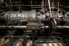DEMAG (Fine ArtFoto) Tags: urbex artfoto gestern dream wwwfineartfotocom urban exploration urbexart urbandecay lost place lostplaces lostplace decay decaying discard discarded old oblivion alt abandoned forgotten vergessen verlassen derelict aufgegeben rotten verottet industrie industry industrial steel steelmill stahlwerk stahlhütte gebläsehalle mach maschine öl oldindustry