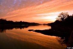 L'Hôpital-Camfrout (tof.h.photo) Tags: lhôpitalcamfrout paysage seascape finistère landscape sunset brittany france bretagne sun soleil coucher