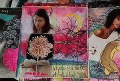 Stop the presses!  There's been a change in the hours of some of my New Mexico and Texas workshops.   Most workshops are now 4 hours (with one 3 hour workshop at each location.)  More on Kellykilmerworkshops.blogspot.com Hi Friends!  Just added: @guadalup (Kelly Kilmer) Tags: artjournalingworkshops collage mixedmedia acrylicpainting artjournaling mixedmediaclasses paintandcollage artjournal