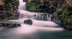 Ballaglass Glen (plgnkizv50) Tags: river woodland nikon nikond810 nikonlens flowing rocks winter longexposure