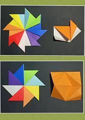 Septima Star variation (mganans) Tags: origami star modular