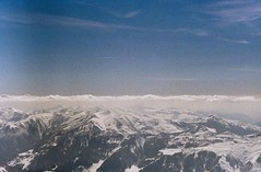 (Tamar Burduli) Tags: tamarburduli 35mm nature landscape film analog mountains mountainscape sky skyscape clouds horizon forest caucasus gudauri georgia mtiuleti zenit kodak