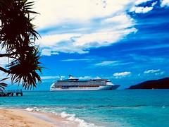 Lifou Island, New Caledonia. (coatesj4145) Tags: v cruiseship