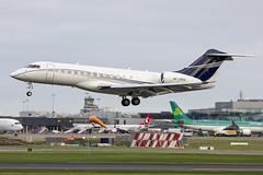 M-LWSG | Lynx Aircraft Ltd | Bombardier BD-700-1A10 Global 6000 | CN 9583 | Built 2013 | DUB/EIDW 14/01/2019 | ex N583JC, Nii6SF, (Mick Planespotter) Tags: aircraft airport 2019 dublinairport collinstown nik sharpenerpro3 mlwsg lynx ltd bombardier bd7001a10 global 6000 9583 2013 dub eidw 14012019 n583jc nii6sf bizjet flight