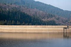 DamReflection (F5Photos_) Tags: harz germany okertalsperre reflection landscape nature earth wanderlust