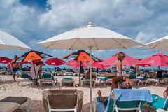 20190310 7 Barbados (Wes Albers + Becky Albers) Tags: travel vacation cruise celebritycruises celebritysilhouette caribbean barbados bridgetown carlislebay beach carlislebeach dining food bar nightclub harbourlights