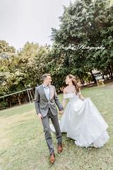 HYH_7118 (Yu-Hsiang Huang) Tags: dragon photography wedding dress photo bride bridegroom couple taiwan taipei 婚禮紀錄 婚攝 台灣 大同大學 白紗 歐美 美國人 自然 互動