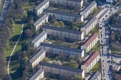 Living In Fürstenried, Munich (Aerial Photography) Tags: by m obb 02042014 5d372298 bavaria bayern deutschland farbe fotoklausleidorfwwwleidorfde fotoklausleidorfwwwleidorfaerialcom fürstenried germany grau grün haus luftaufnahme luftbild munich münchen p1 reihen siedlung solothurnerstrase weis wohnblock wohngebiet wohnhaus wohnsiedlung wohnstrase wohnviertel zickzack aerial apartmentblock apartmentbuilding color colour green grey house housingblock housingcomplex housingestate livingarea livingstreet neighborhood neighbourhood outdoor residence residentialcomplex residentialdistright residentialhouse residentialroad rows settlement verde white zigzag bayernbavaria deutschlandgermany deu
