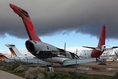 N917RW DC9-31 Ex Northwest Airlines (corkspotter / Paul Daly) Tags: n917rw mcdonnell douglas dc931 dc93 47145 247 l2j hmag acb238 nwa nw northwest airlines mgd 1967 19861001 2005 kmhv mhv mojave desert storage boneyard california