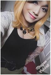 Weekend! (Meagancrickett) Tags: asian ladyboy transgender trans tgirl cdgirl crossdresser crossdressing