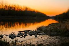Twilight at the Danube / Alkony a Dunánál (Ibolya Mester) Tags: